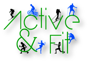 Active & Fit Logo