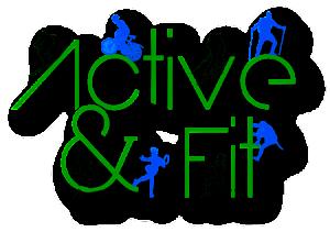 Active & Fit Logo